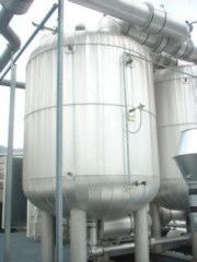 Adsorptionsanlage für 2.000 Nm³/h