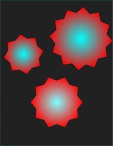 """Schematischer Größenvergleich der Poren von Zeolith A, X und """"Z"""""""