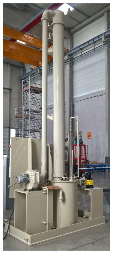 Bisultfit-Wäscher, Quelle: CMI Industry Metals